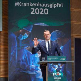 Start Fair-Kampagne DKG e.V. mit Jens Spahn